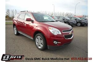 2014 Chevrolet Equinox 2LT Bluetooth! Heated seats! Leather!