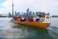 Canada 150 Canoe Tour to Toronto Islands