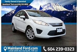 2013 Ford Fiesta SE NO ACCIDENTS, 1 OWNER