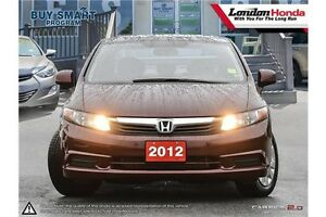 2012 Honda Civic EX-L London Ontario image 2
