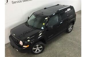 2016 Jeep PATRIOT HIGH ALTITUDE- 4WD! SUNROOF! HEATED SEATS! Belleville Belleville Area image 2