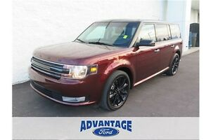 2016 Ford Flex SEL Nav. Moonroof.