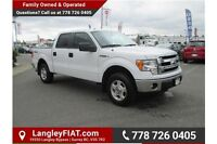 2013 Ford F-150 XLT WITH 5.0L V8