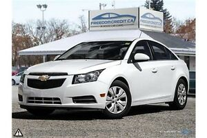 2014 Chevrolet Cruze 1LT LOW KMS CHECK IT OUT NICE!!