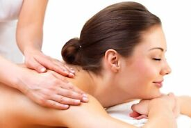 complementary therapist giving a great deal