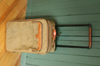Hartmann rolling carry-on suitcase