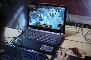 Gaming Laptop Hasee i7