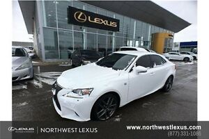 2014 Lexus IS 250 F SPORT PACKAGE