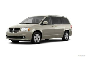 2013 Dodge Caravan - Extremely Low Mileage