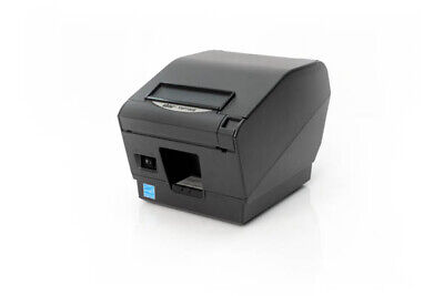 Star Tsp700ii 743iic Thermal Pos Receipt Printer Ethernet With Power Supply