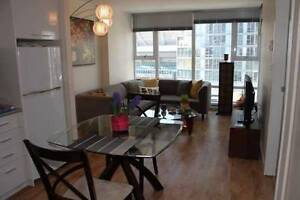 Fully Furnished Nice Cozy Apartment in Downtown Vancouver