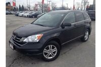 2011 HONDA CR-V EX-L AWD - HEATED LEATHER - SUNROOF