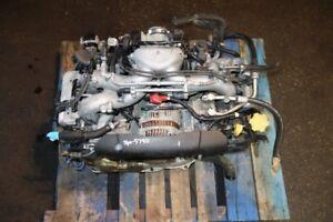 JDM Subaru Legacy Outback EJ25 2.5L SOHC AVCS Engine Motor 06-11