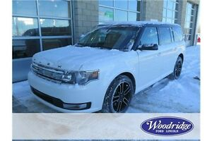 2014 Ford Flex SEL 3.5L V6, AWD, 7 PASS, BACKUP CAM