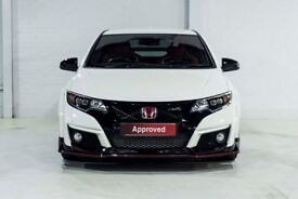 Honda CIVIC I-VTEC TYPE R GT (white) 2015