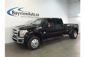 2016 Ford F450 - 6.7L POWERSTROKE! DUALLY! LEATHER! NAV! SYNC!