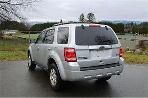 2010 Ford Escape Limited Comox / Courtenay / Cumberland Comox Valley Area image 5