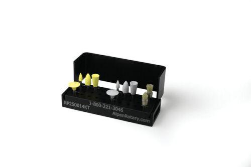 Coltene/Alpen Multipack: Composite, Ceramic and Universal Polishing Kits