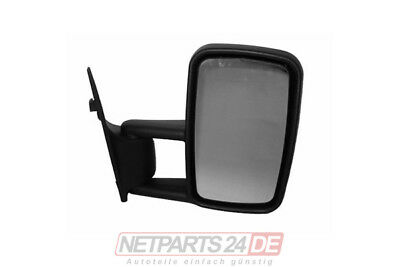 Mercedes Sprinter Spiegel manuell Aussenspiegel Seitenspiegel rechts 95-06   Neu