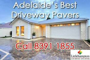 DRIVEWAY PAVERS - BEST IN ADELAIDE AVAILABLE NOW - HUGE RANGE Adelaide CBD Adelaide City Preview