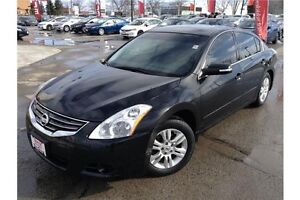 2011 NISSAN ALTIMA 2.5 S - LEATHER INTERIOR - SUNROOF - REAR CAM