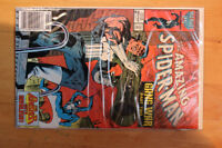 COMIC BOOK- THE AMAZING SPIDER-MAN #285 PUNISHER