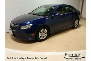 2013 Chevrolet Cruze LT Turbo - Nice clean car - Easy to fina...