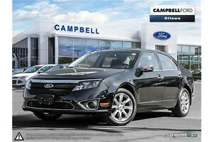 2012 Ford Fusion SEL 22,000 KMS-POWER ROOF-LEATHER