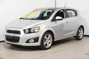 2014 CHEVROLET SONIC LT MAG+SUNROOF+0.9% TAUX