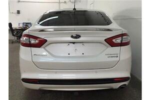 2015 Ford FUSION TITANIUM- HYBRID! LEATHER! BLIS! SONY SOUND! Belleville Belleville Area image 4