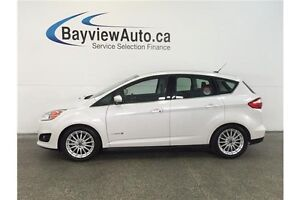2013 Ford C-MAX SEL- HYBRID! ECO CRUISE! LEATHER! SONY SOUND!