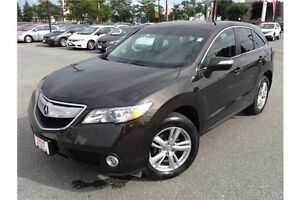 2014 ACURA RDX - AWD - LEATHER - GPS NAVIGATION - REARVIEW CAM