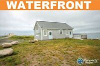 WATERFRONT! Cozy 10 yr old Cottage on Arisaig Point.
