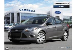 2014 Ford Focus SE AUTO-AIR-ONLY 46,000 KMS