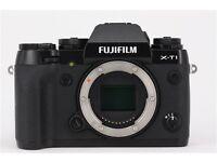 Fujifilm X-T1 (swap with X100T)