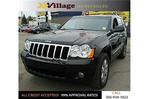 2010 Jeep Grand Cherokee Limited Leather Interior, Heated Sea...