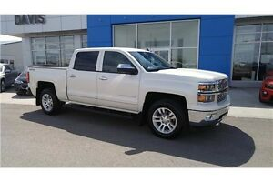 Used 2014 Chev 1500 Crew 4x4 LTZ! Leather, Bluetooth, Backup Cam