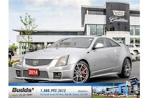 2014 Cadillac CTS-V Base Show Room Condition Safety and E-Tes...