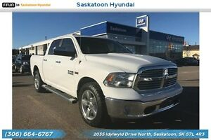2015 RAM 1500 SLT Big Horn - Side Steps - Fog Lights