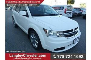 2013 Dodge Journey CVP/SE Plus W/ Power Group & A/C