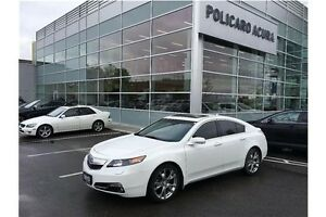 2013 Acura TL Elite
