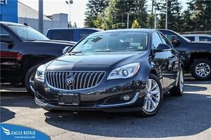 2015 Buick Regal Base Sunroof and Heated Seats