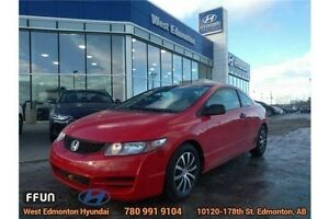 2010 Honda Civic LX SR 4 cylinder, automatic, power locks and...