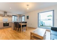 Amazing 2 bed 2 bath apartment with balcony in secured gated development in Brixton