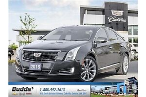 2016 Cadillac XTS Luxury Collection Safety & E Tested
