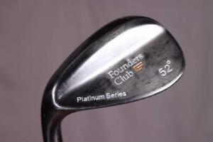 FOUNDERS CLUB PLATINUM SERIES LEFT-HANDED GOLF WEDGE