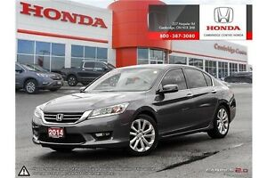 2014 Honda Accord Touring GPS NAVIGATION | REAR VIEW CAMERA |... Cambridge Kitchener Area image 1