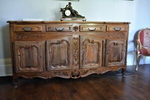 Antique French Country Sideboard - delivery available