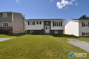 Newly renovated 3 bed home with 2 bed basement apartment!