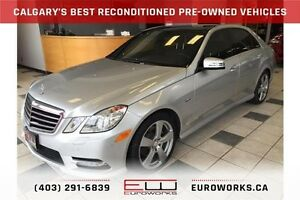 2012 Mercedes-Benz E-Class CALGARY'S BEST PRE-OWNED VEHICLES....